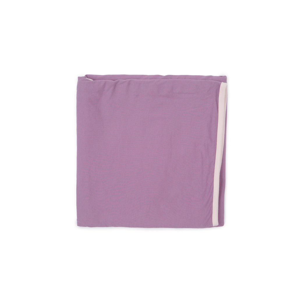 Organic cotton blanket LAVENDER