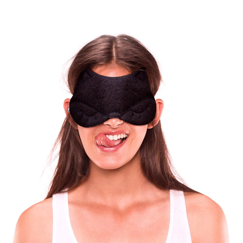 Sleeping mask BLACK FOX