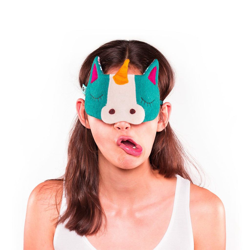 Sleeping mask UNICORN