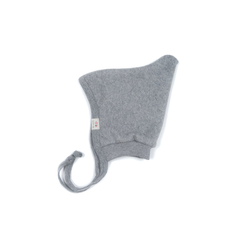 Fleece pixie hat GREY