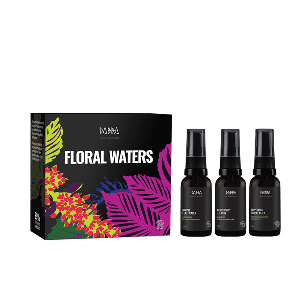 Floral water MINI COLLECTION