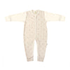 Sleepsuit with print BROWN