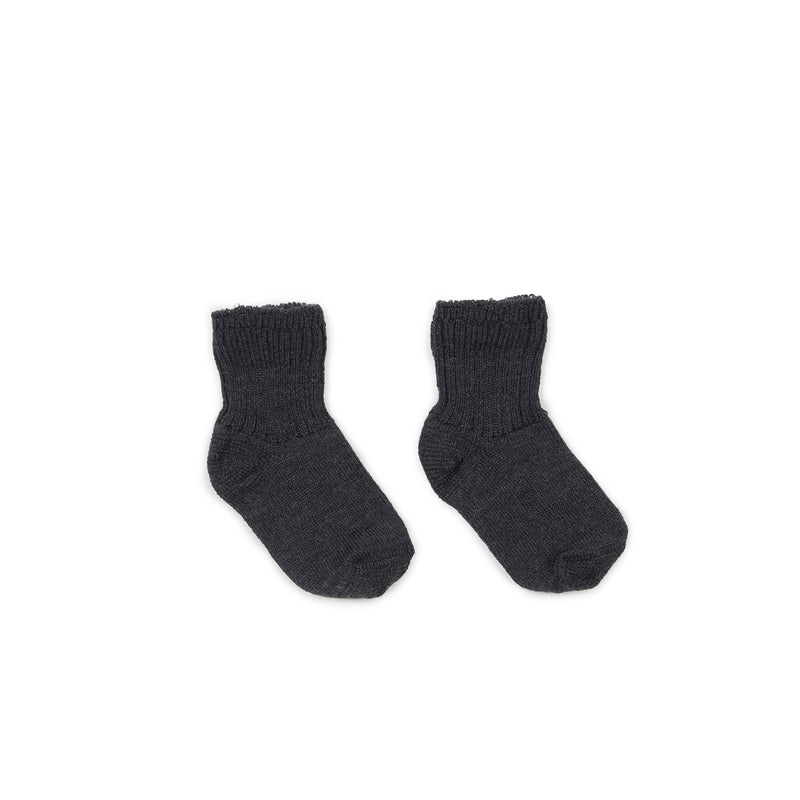 Merino wool socks ANTHRACITE