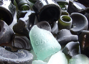 Sea Glass From Scotland - 'The Seaglassjournal' Feature