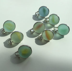 sea glass cats eye marble special offer