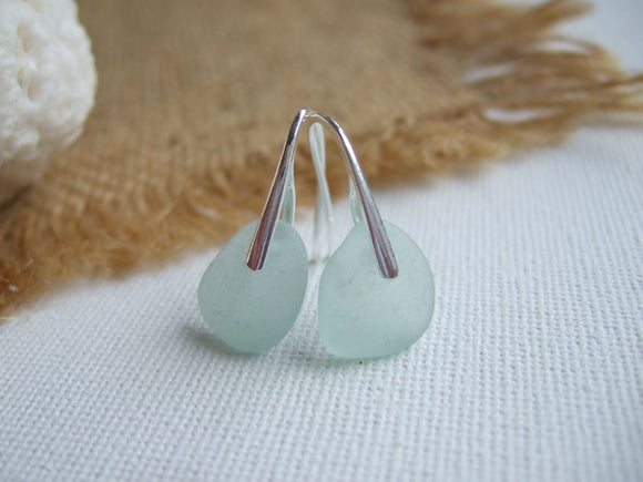 scottish sea glass earrings