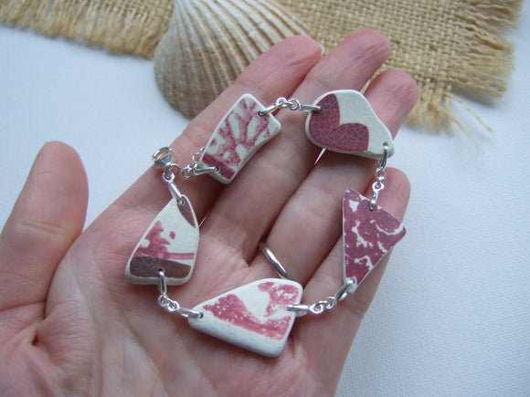 red sea pottery bracelet scotland