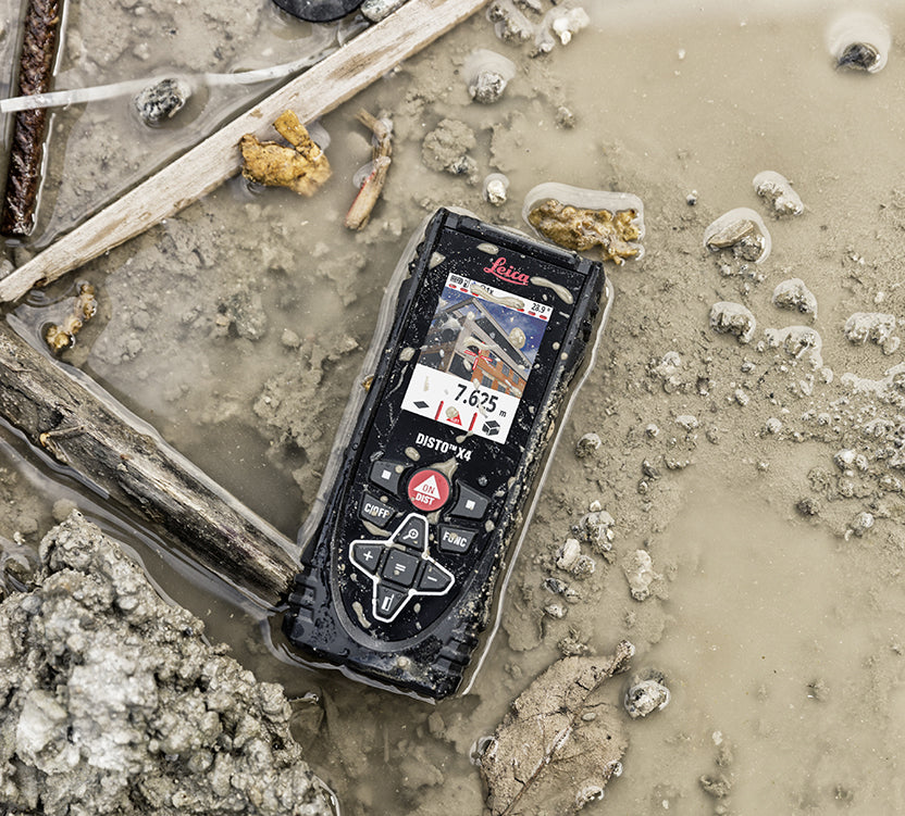 disto x4 tough ip 65 mud water