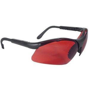Radians Red Lens Laser Safety Glasses