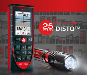 Disto E7500i 25 Year Edition - Free LED Light