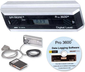 SPI 31-040-9 Pro 3600 Digital Level SPC Output