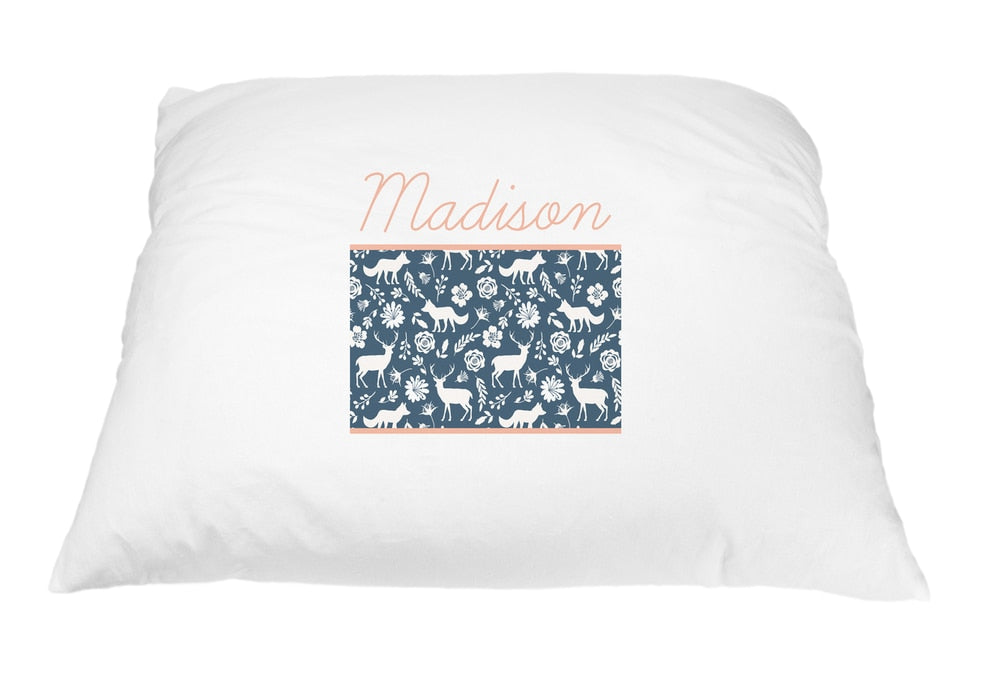 Royal Wilderness Pillow Case