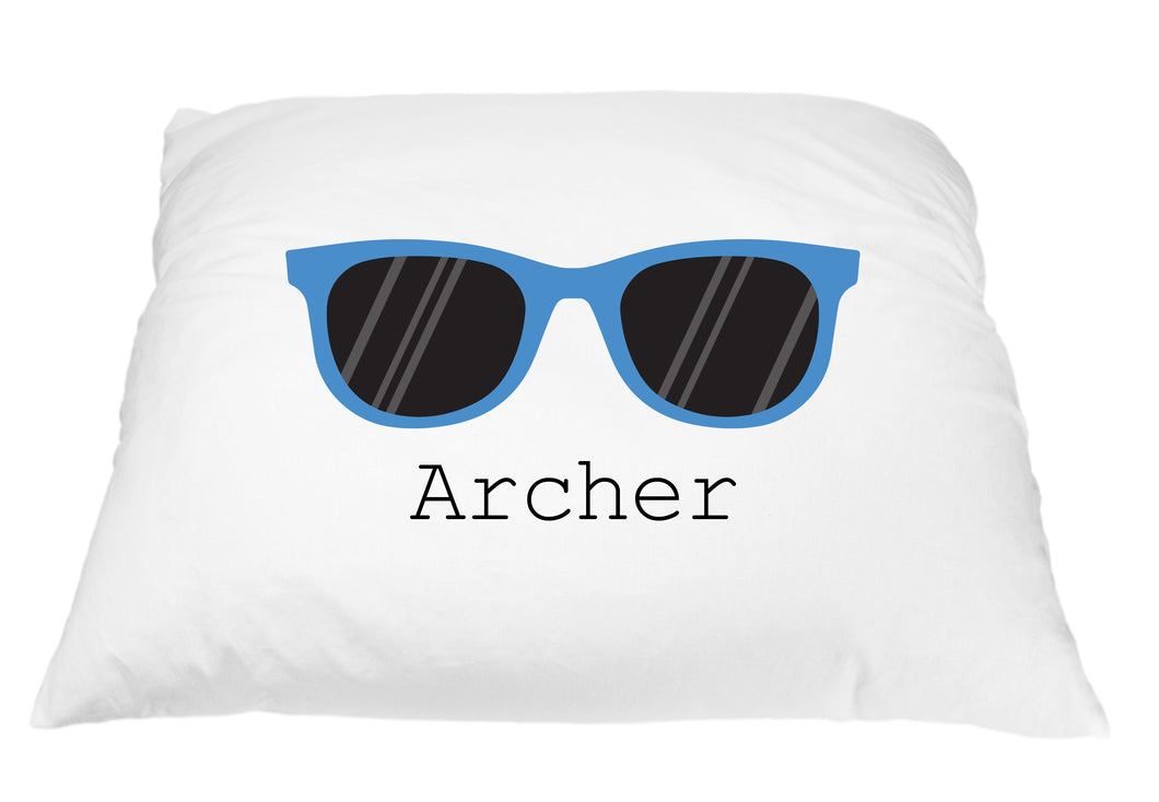 Archer Blue Sunnies
