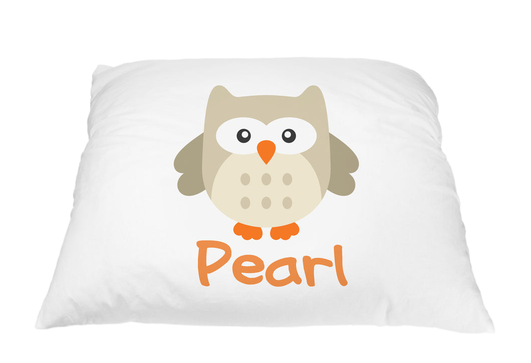 Pearl the Owl