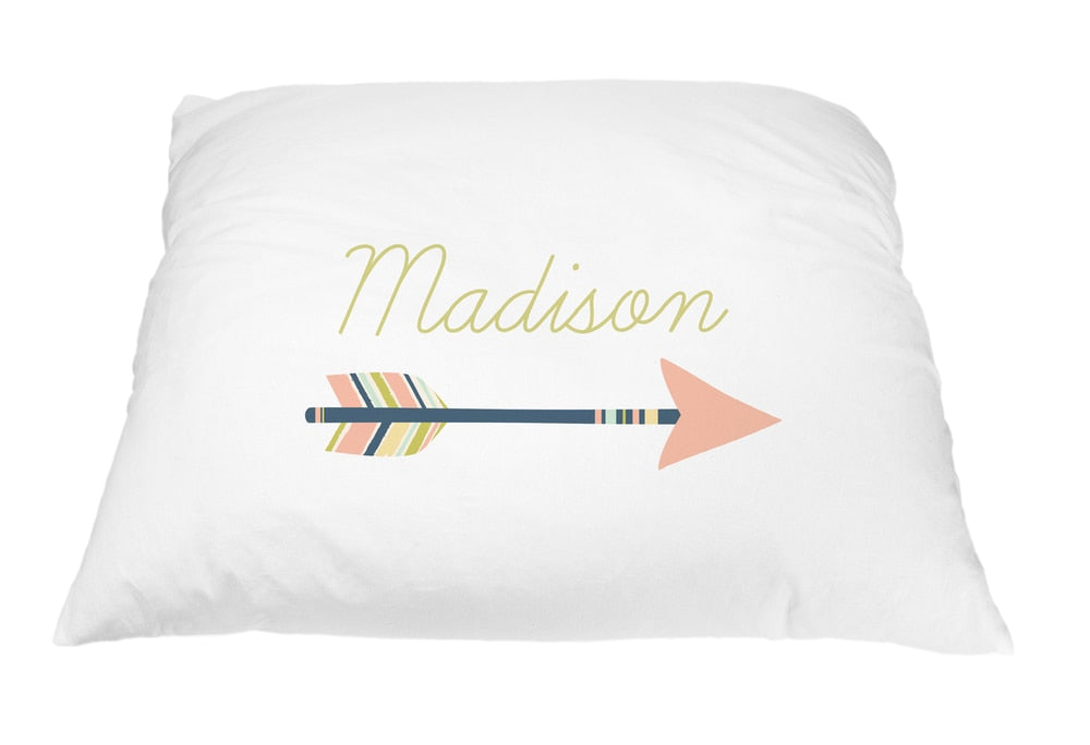 Royal Arrow Pillow Case