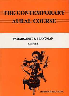 CONTEMPORARY AURAL COURSE SET 4 BK ONLY