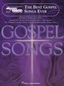 EZ PLAY 394 BEST GOSPEL SONGS EVER