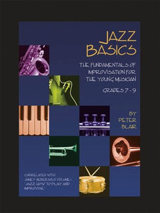JAZZ BASICS TENOR SAX