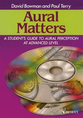 AURAL MATTERS BOOK ONLY