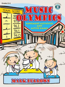 MUSIC OLYMPICS MOVEMENT ACTIVITIES AND GAMES