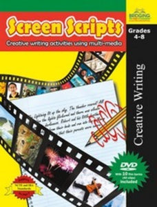 SCREEN SCRIPTS BK/CD