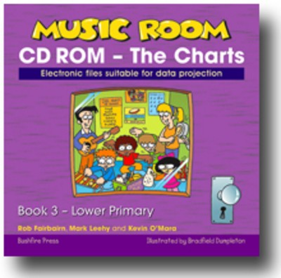 MUSIC ROOM BK 3 CHARTS CD ROM