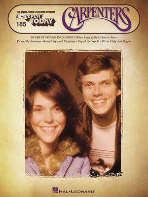 EZ PLAY 185 THE CARPENTERS