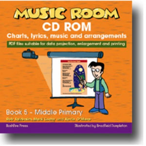 MUSIC ROOM BK 5 CHARTS CD ROM