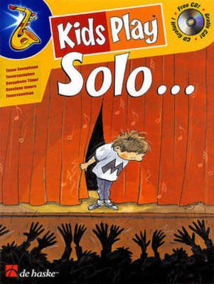 KIDS PLAY SOLO TENOR SAX BK/CD