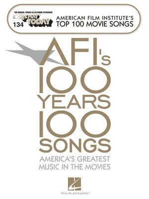 EZ PLAY 134 TOP 100 MOVIE SONGS (AFI)