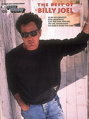 EZ PLAY 155 BEST OF BILLY JOEL