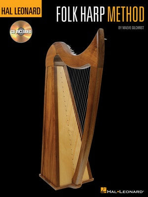 HAL LEONARD FOLK HARP METHOD
