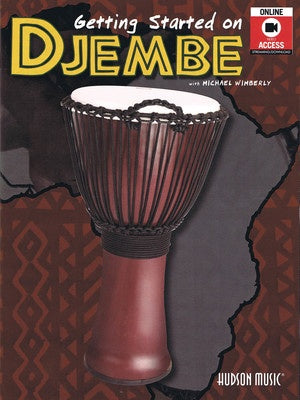 GETTING STARTED ON DJEMBE BK/OLV