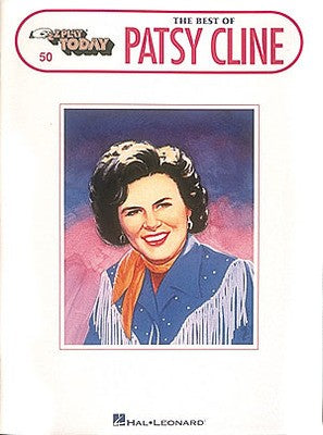 EZ PLAY 50 BEST OF PATSY CLINE