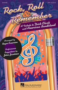 ROCK ROLL & REMEMBER (AMERICAN BANDSTAND) 2PT