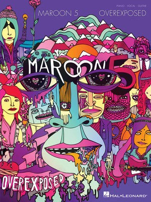 MAROON 5 - OVEREXPOSED PVG
