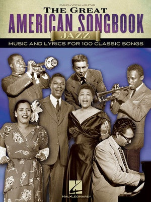 GREAT AMERICAN SONGBOOK JAZZ PVG