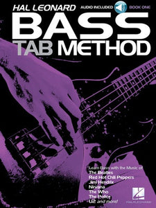 HL BASS TAB METHOD BK/OLA