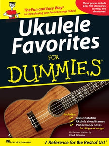 UKULELE FAVORITES FOR DUMMIES