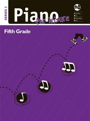 AMEB PIANO FOR LEISURE GRADE 5 SERIES 3