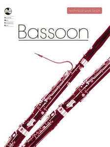 AMEB BASSOON TECHNICAL WORKBOOK 2011