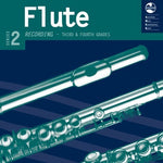 FLUTE GRADE 3 TO 4 SERIES 2 AMEB CD/NOTES