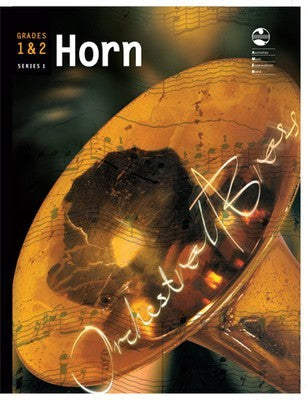 HORN GRADE 1 AND 2 ORCHESTRAL BRASS AMEB