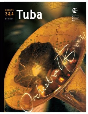 AMEB TUBA GRADE 3 AND 4 ORCHESTRAL BRASS