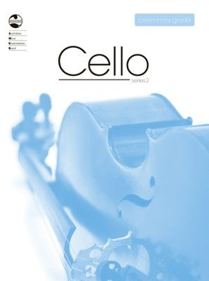 AMEB CELLO PRELIMINARY GRADE SERIES 2