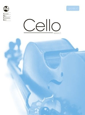 AMEB CELLO GRADE 4 SERIES 2