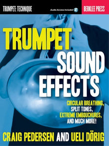 TRUMPET SOUND EFFECTS BK/OLA