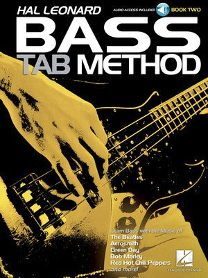 HL BASS TAB METHOD BK 2