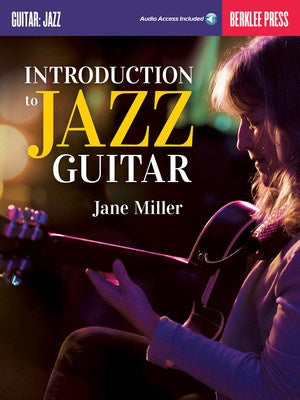 INTRODUCTION TO JAZZ GUITAR BK/OLA