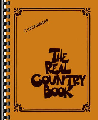 REAL COUNTRY BOOK C EDITION